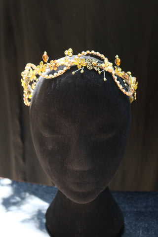 Witch Hazel Fairy Headpiece