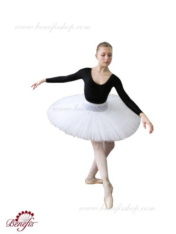 Extra Lightweight Rehearsal Tutu with Hoop - T0001 B