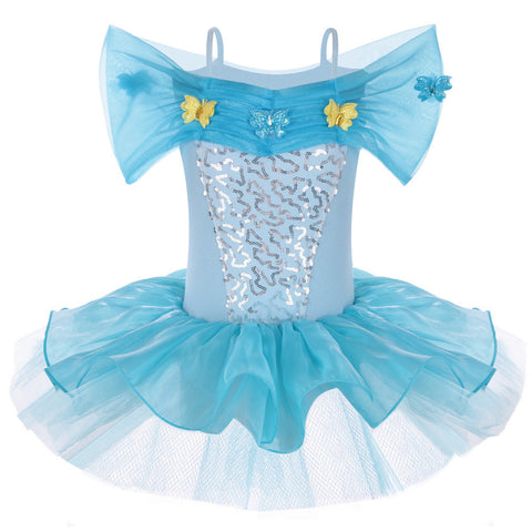 Princess Elsa Child Tutu