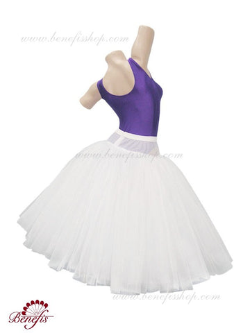 Professional Basic Romantic Tutu with Basque - T0003