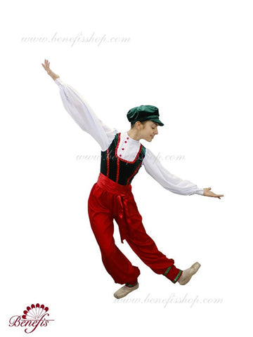 Russian Folk Costume - J0019
