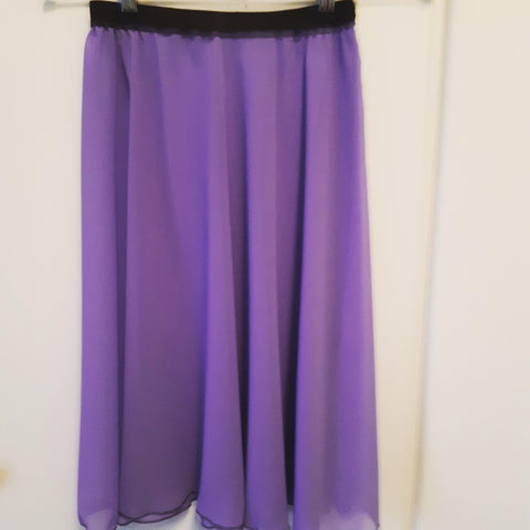 Simply Lilac Rehearsal Skirt