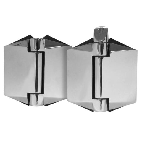 Polaris Soft Close Hinges (Pair) - Stainless Steel Products