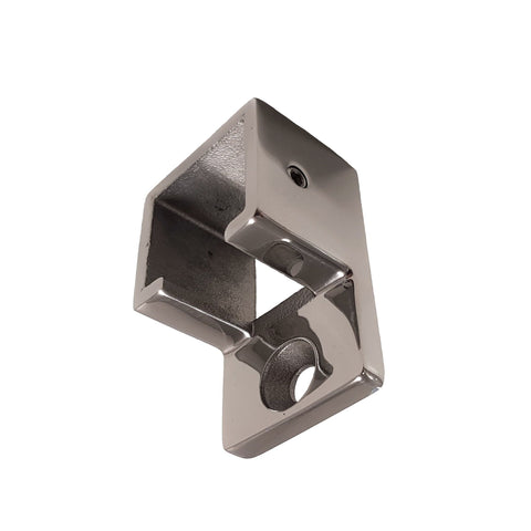 Slotted 21x25x14 - Wall Flange - Stainless Steel Products,  - Stainless Steel, CMW Fittings - James Glen, [Shop_Name] - Stainless Steel Products