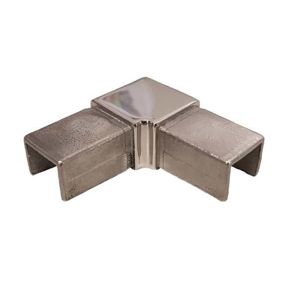 Slotted 21x25x14 - 90° Elbow - Stainless Steel Products,  - Stainless Steel, CMW Fittings - James Glen, [Shop_Name] - Stainless Steel Products