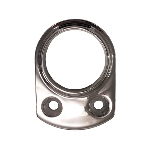 38.1mm Round - Wall Flange - Stainless Steel Products