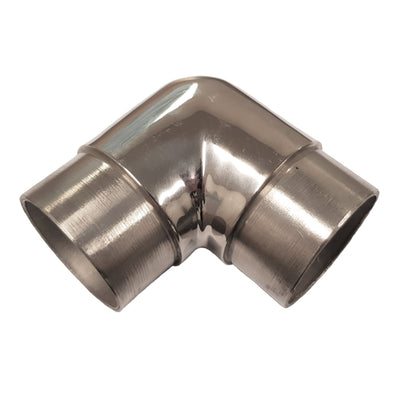 50.8mm Round - 90° Elbow - Stainless Steel Products,  - Stainless Steel, CMW Fittings - James Glen, [Shop_Name] - Stainless Steel Products