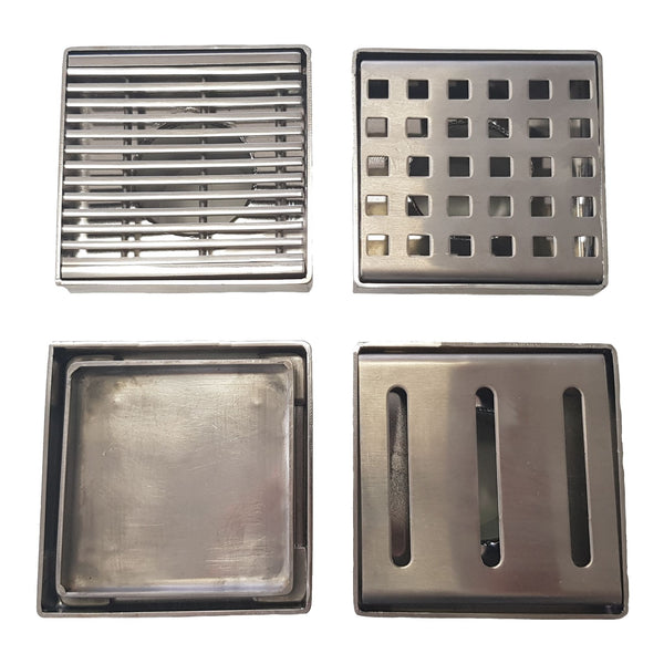 General Waste - Stainless Steel Products,  - Stainless Steel, Customised Drains - James Glen, [Shop_Name] - Stainless Steel Products