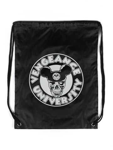 Club Vengeance Drawstring Bag