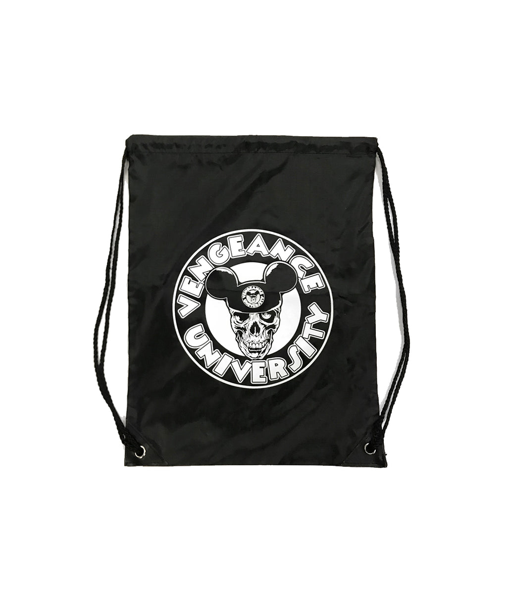 Throwback Collection - Clubhouse Drawstring Bag