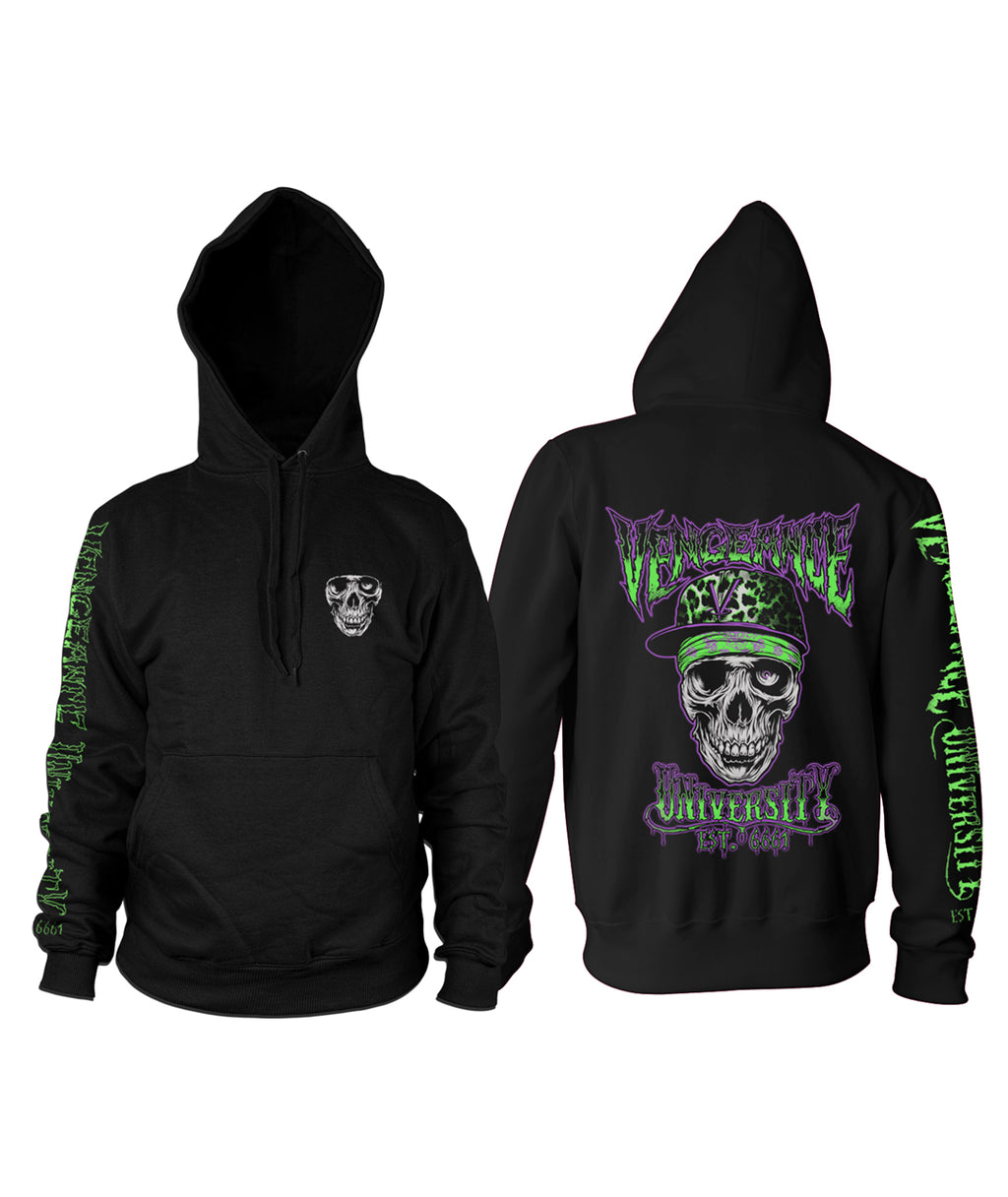 Toxic - Pullover Hoodie