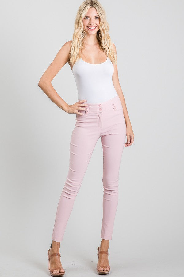 Ava Pink Trouser
