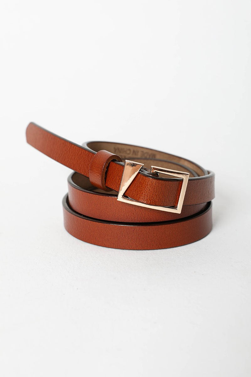 Nina Asymmetrical Belt