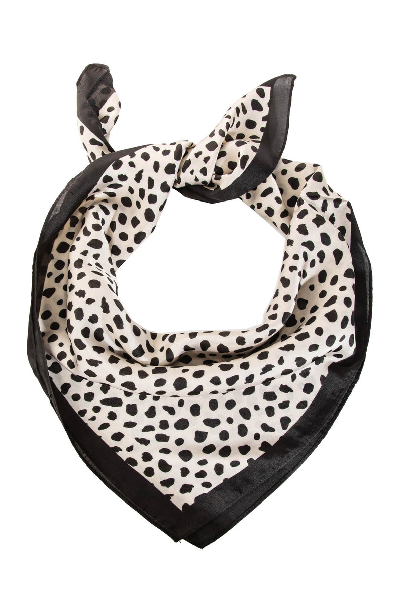 Presley Abstract Dotted Bandana