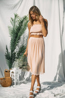 Ariana Pleated Cami Top