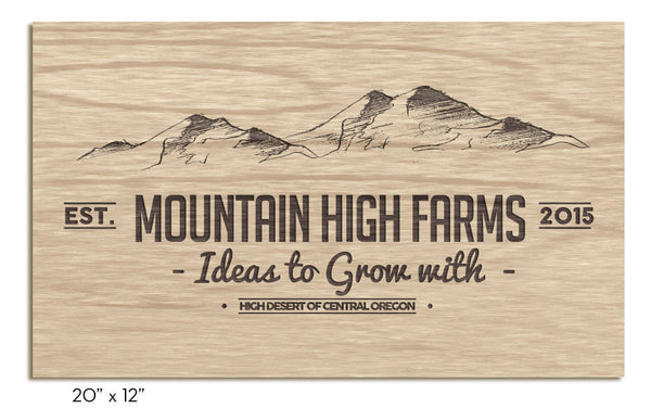 Mountain High Farms