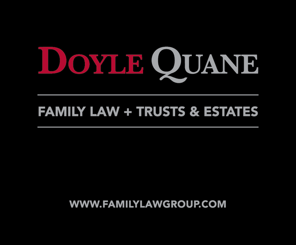 Doyle Quane Family Law Group - Etched Sign