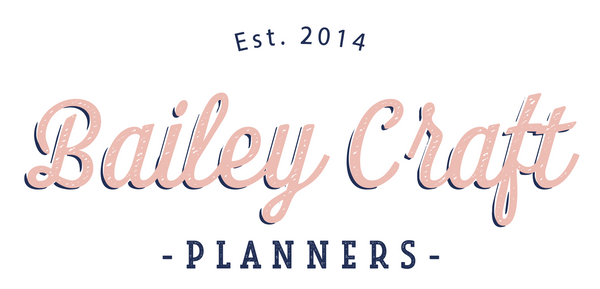 Bailey Craft Planners - Floating Sign