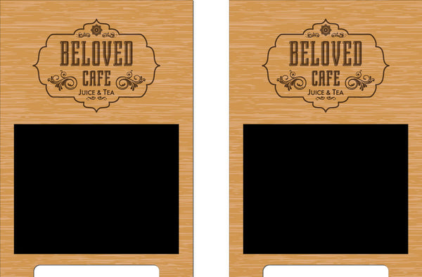 Sacred Light Design Co. - Beloved Cafe