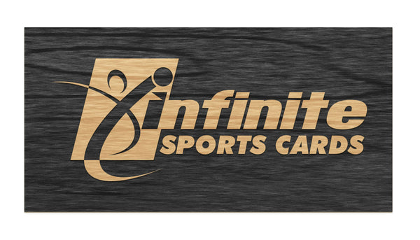 Infinite Sports Cards - Raised Sign