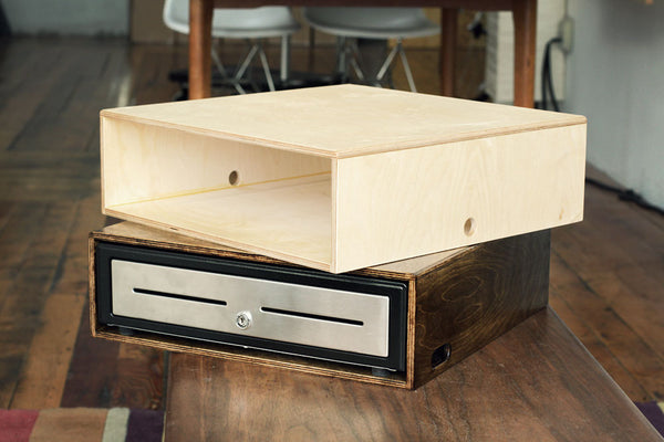 Cash Drawer Enclosure