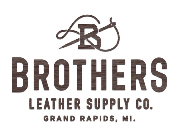 Brothers Leather Supply Co. - Floating Sign
