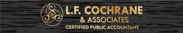 LF Cochrane & Associates - Etched