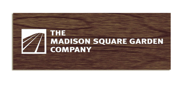 The Madison Square Garden Company - Etched