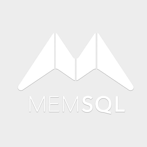 MEMSQL - Window Vinyl