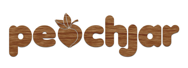 Peachjar - Wood Sign