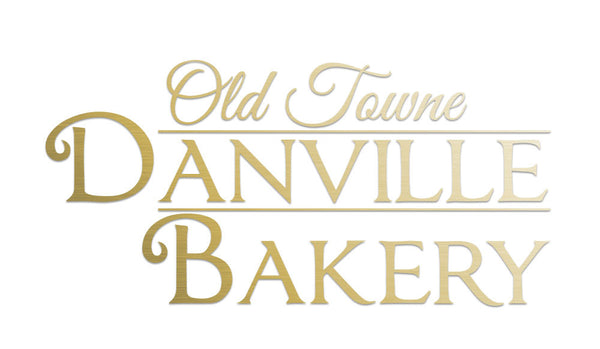 Old Town Danville Bakery - Gold
