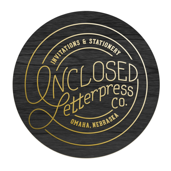 Inclosed Letterpress Co