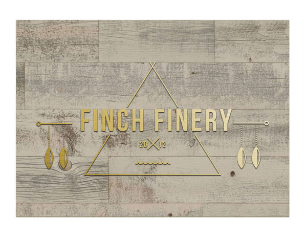 Finch Finery