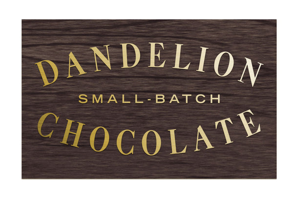 Dandelion Chocolate - Gold