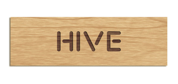 Hive - Etched
