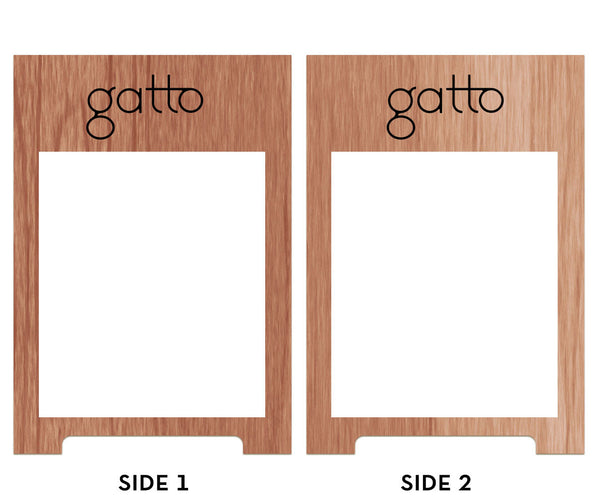 Salon gatto - A-Frame Sign