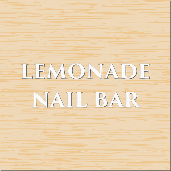 Lemonade Nail Bar