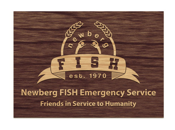 Newberg FISH Emergency Service - With Text