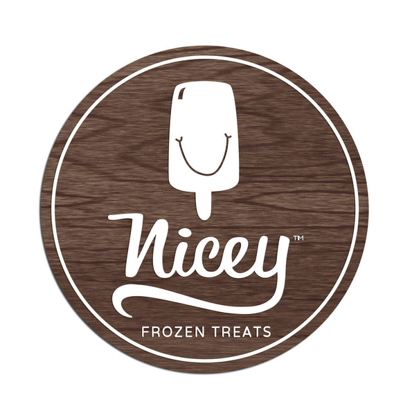 Nicey Frozen Treats - Acrylic