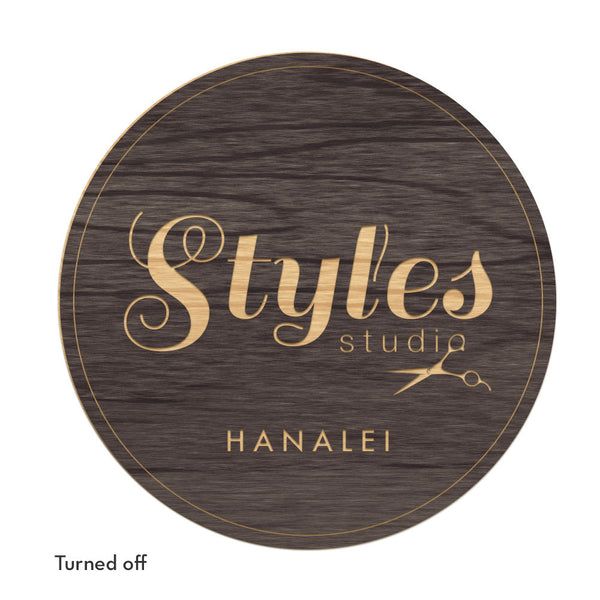 Styles Studio - Illuminated Sign