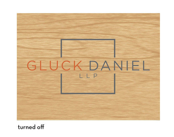 Gluck Daniel - Illuminated Sign