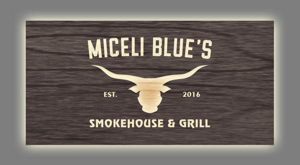 Miceli Blue's Smokehouse & Grill
