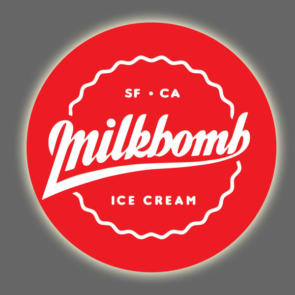 Milkbomb Ice Cream