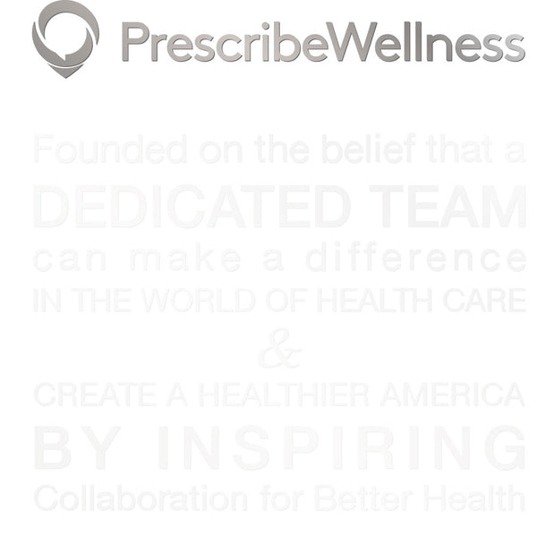 PrescribeWellness - Mission - Replacement Logo
