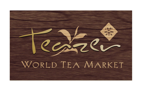 Teazer - Raised Sign