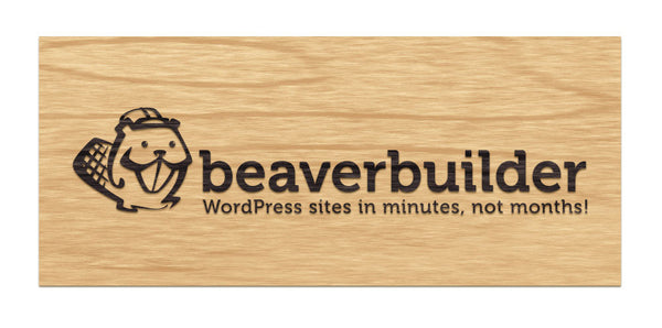 Beaver Builder - Raised Sign