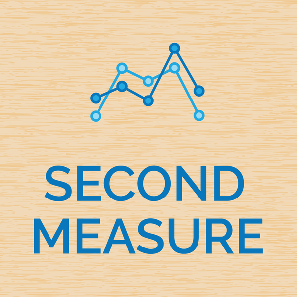 Second Measure - Raised Sign