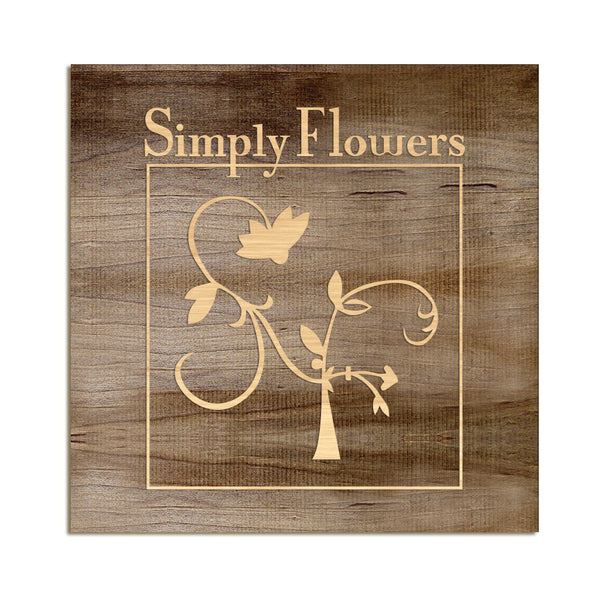 Simply Flowers - Indoor version