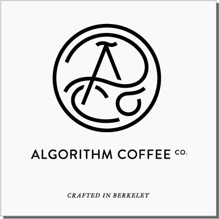 Algorithm Coffee - Tabletop Signs