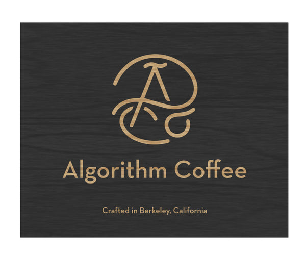 Algorithm Coffee - Tabletop